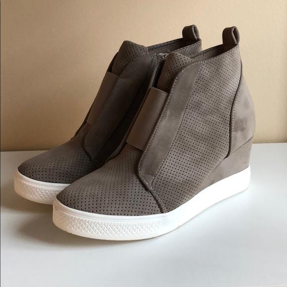 5a2c600234e6 CCOCCI Shoes - CCOCCI Platform Sneaker in Gray